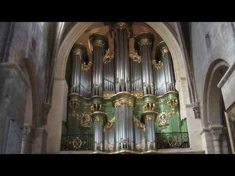 Louis Marchand - Grand Dialogue (Dom Bedos Organ in St Croix, Bordeaux)