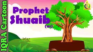 Prophet Stories For Kids   Shuaib (AS)   Islamic Cartoon   Quran Stories Islamic Children Kids Video