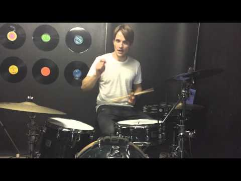 Learn Drums to Riptide by Vance Joy