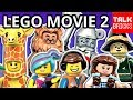 LEGO MOVIE 2 Collectible Minifigures Series Revealed! Wizard of Oz! ALL 20 MINIFIGURES!