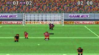 Super Soccer : Belgica VS Nintendo