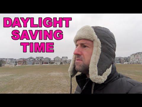 Daylight Saving Time In Canada