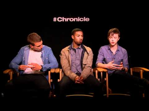 Chronicle Interviews with Blackfilm.com
