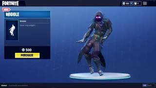 Fortnite Exposed Wiggle Is Dance From Spooky Scary Skeletons