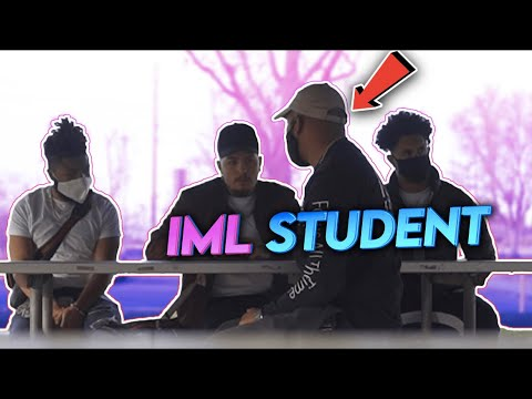 IML student trying to recruit me gets EXPOSED *Hidden Camera*