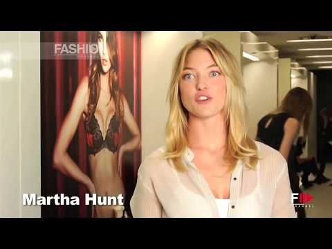 """VICTORIA'S SECRET 2013"" Casting & Interviewing Models HD by Fashion Channel"