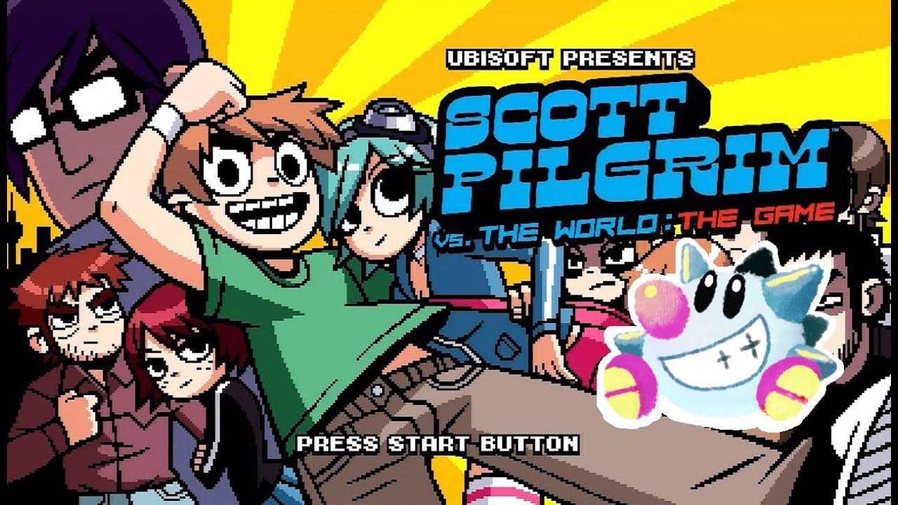 Scott Pilgrim Vs The World Stream