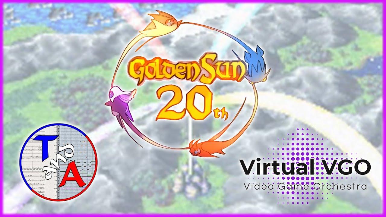 #GoldenSun20 (TandA x VVGO)