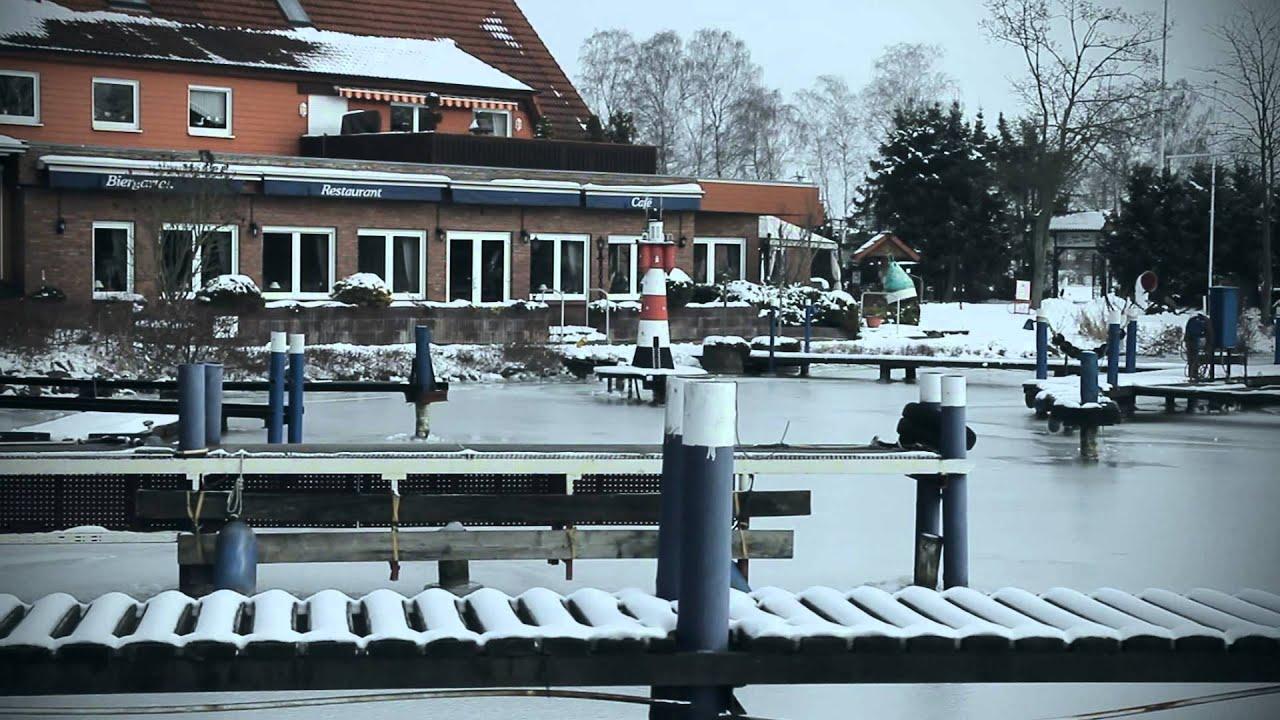 Yachthafen Klingenberg Winterimpressionen Youtube