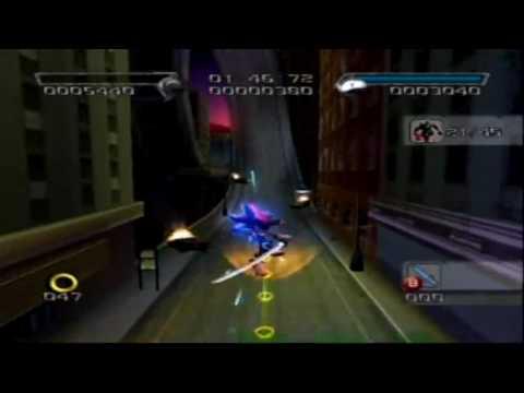 Sonic Adventure 2 Battle WiiRD/Ocarina/Gecko Code