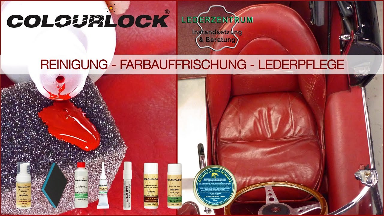 Autositz Leder Lackieren How To Clean Repair And Maintain Car Leather