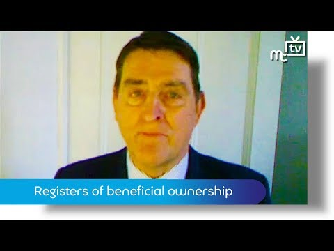 Crown Dependencies: registers of beneficial ownership