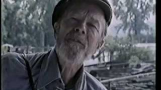 Pete Seeger sings Pastures of Plenty written by Guthrie in 1942