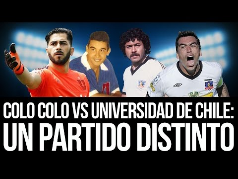 Colo Colo VS Universidad De Chile: Un Partido Distinto