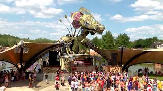 Tomorrowland Belgium 2017 | Conro