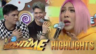 It's Showtime MiniMe 3: Vice Ganda talks about hotdog