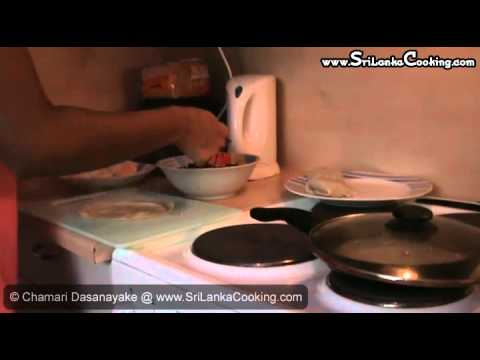 Egg Rolls [Sri Lankan Style]
