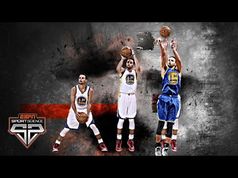 Steph Curry from 30 feet | Sport Science | ESPN Archives