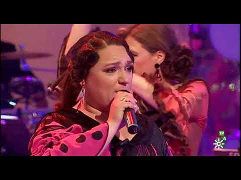 Olaya, Pilar, Raquel, Ana y Miriam- A bailar, a bailar- gala 32 Yo soy del sur