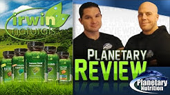 Irwin Naturals® Brand Review