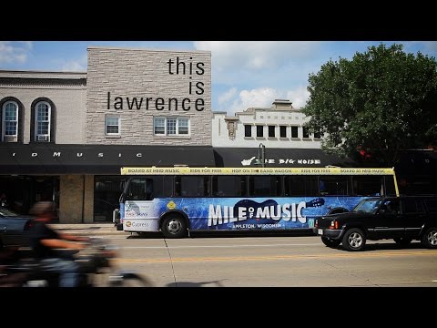This is Lawrence - Mile of Music