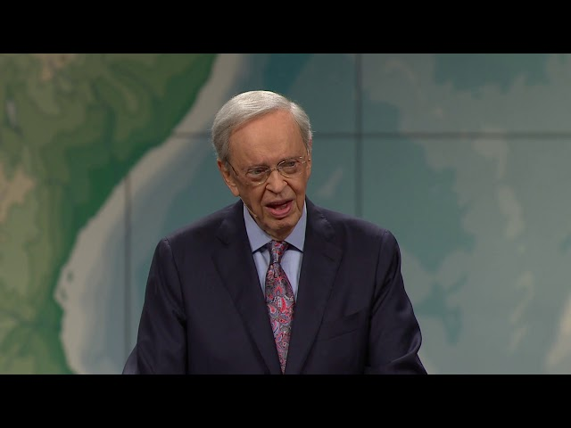 Absent From The Party – Dr. Charles Stanley