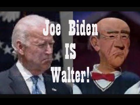 Joe Biden Is Walter Running For President Youtube