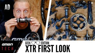 New Shimano XTR M9100 | GMBN Tech Geek Edition