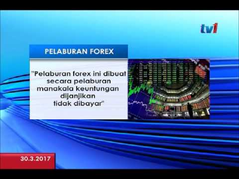 FOREX  VENUSFX – 23,259 JADI MANGSA PENIPUAN SKIM PALABURAN FOREX [30 MAC 2017]