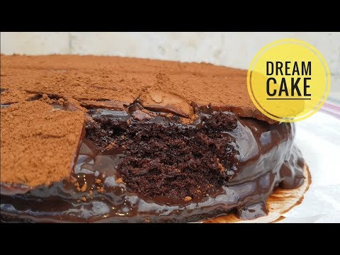 Dream Cake | No bake chocolate cake (steamed cake)