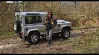 082 Land Rover Defender 2007 - Наши тесты 2007