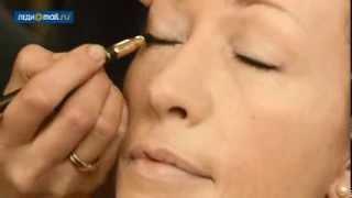 Дневной макияж для возрастной кожи