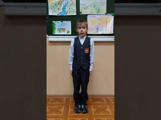 Изображение предпросмотра прочтения – ДанилаГришакин читает произведение «Тишина» В.Я.Брюсова