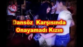 Dansöz Oyun Havası Oynuyan Kızı Dansöz Bile Kıskandı