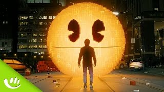 Thought of the Day - Adam Sandler und Peter Dinklage gegen Pac-Man