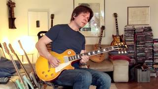 "2014 Gibson Les Paul CC 15 ""Greg Martin"" Part1"