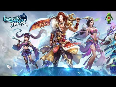 Immortal DreamX (iOS/Android) Gameplay HD