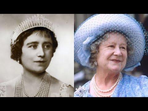 The Queen Mum, Elizabeth Bowes-Lyon