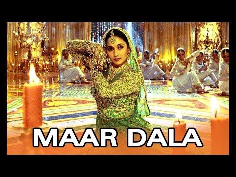 Maar Dala | Trap Remix |  Dj Dalal London | Dj Snake | Arabic Drops | Devdas | Madhuri Dixit