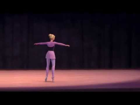 Barbie : Rêve de Danseuse Etoile - Danse de la Laitière HD