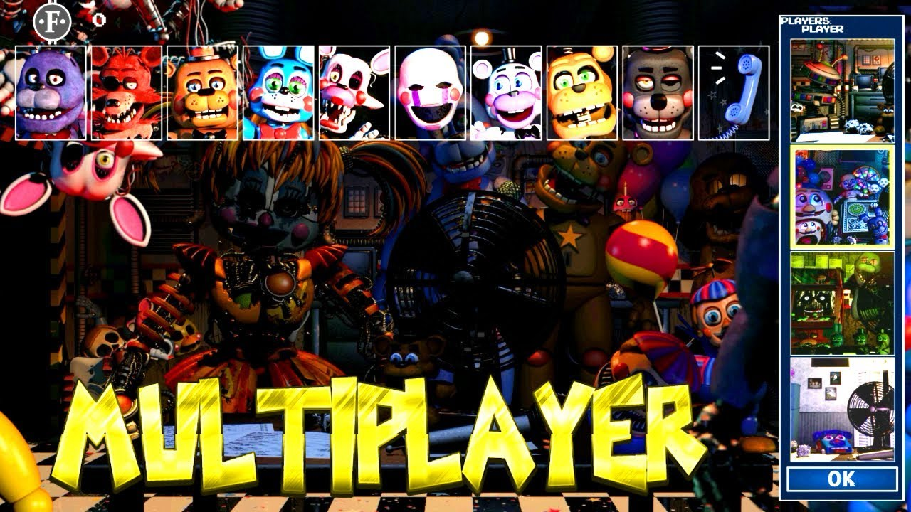 Ultimate Custom Night Multiplayer