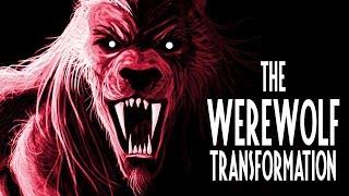 THE WEREWOLF TRANSFORMATION - ANIMATION in Photoshop