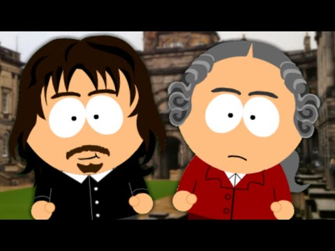 René Descartes vs Immanuel Kant. Epic Fanmade Rap Battles of History #85