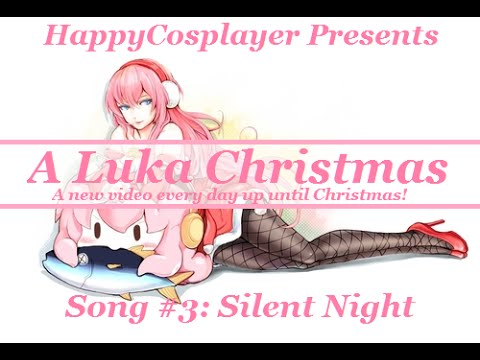 【V4x Luka】Silent Night「English」A