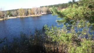 Красный лиман почти щурово(осень 2011. Пляж на голубом озере., 2011-10-16T18:41:12.000Z)