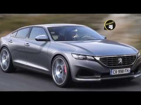 Peugeot 608 - YouTube