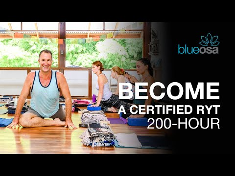 Become A Certified RYT 200-Hour Yoga Trainer || Become An Agent Of Change || Yoga Teacher Training