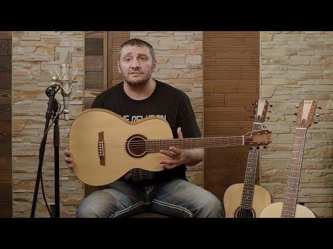 Серия акустических гитар Doff Parlor 002 (обзор новых парлоров)