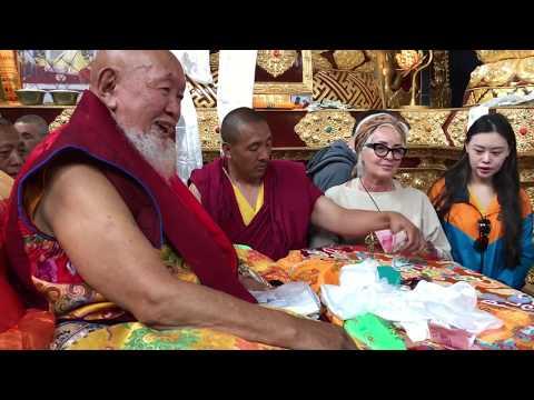 Peace Pilgrimage in Tibet - 2017