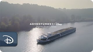 Rhone River Cruise by Disney